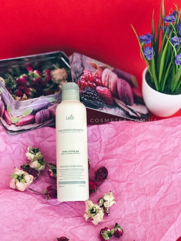 La'dor Pure Henna Shampoo 150ml