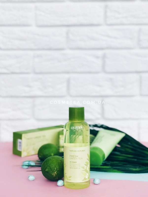Nature Republic Fresh Green Tea 70 Toner