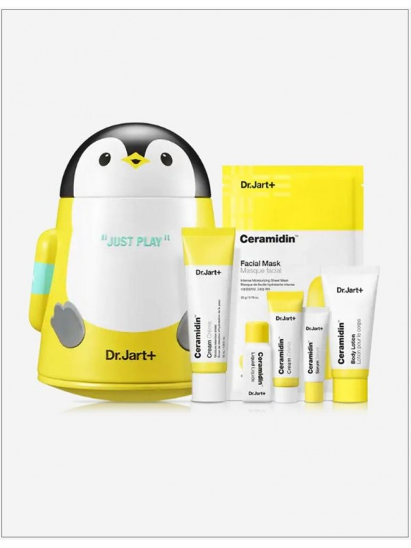 Dr.Jart Ceramidin Cream Play Set 5шт