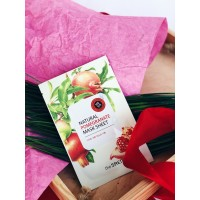 The Saem Natural Pomegranate Mask sheet
