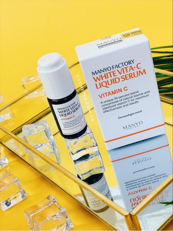 Manyo Factory Vita-C Liquid Serum 10ml