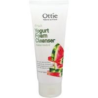 Ottie Fruit Yogurt Foam Cleanser Watermelon 150ml