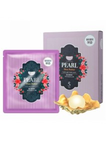 Koelf Pearl & Shea Butter Hydrogel Mask Pack