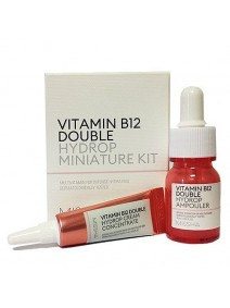 Missha Vitamin B12 Double Hydrop Miniature Kit Sample 2шт