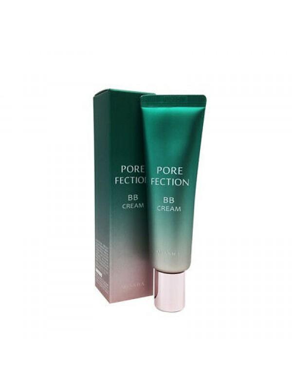 Missha Pore Fection BB Cream #02 Natural Beige (SPF30 PA++) 30ml