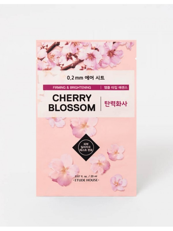 Etude House 0.2mm Cherry Blossom Therapy Air Mask
