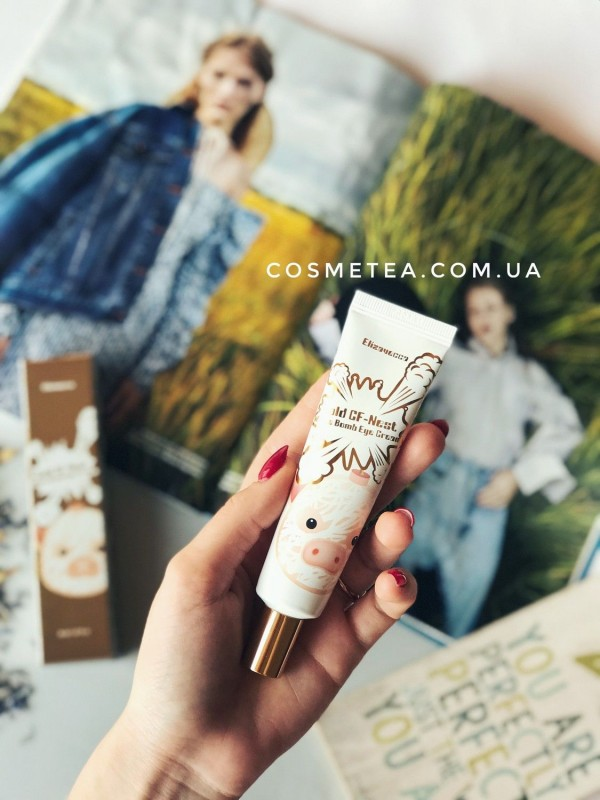 Elizavecca Gold CF Nest White Bomb Eye Cream