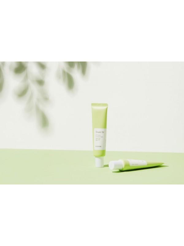 Cosrx Shield Fit All Green Comfort Sun (SPF50+ PA++++) 35ml