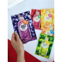 Peripera Juice Time Grape Mask Sheet