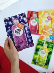 Peripera Juice Time Grape Mask Sheet