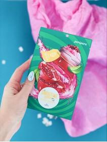 Peripera Smoothie Time Pomegranate Mask Sheet