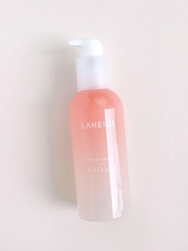 Laneige Fresh Calming Gel Cleanser 230ml
