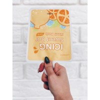 A'pieu Icing Sweet Bar Sheet Mask Orange