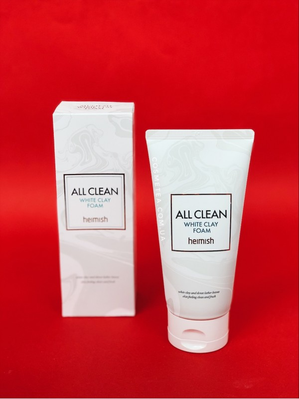 Heimish All Clean White Clay Foam 150g