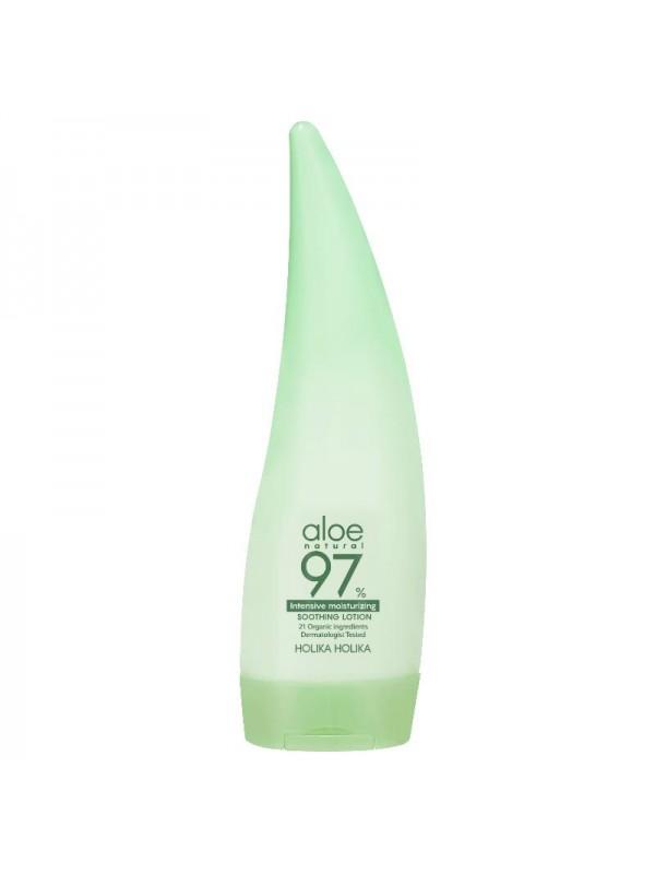 Holika Holika Aloe 97% Soothing Lotion (Intensive moisturizing) 240ml