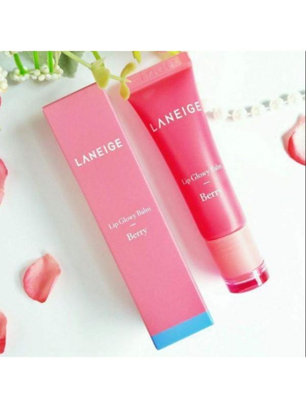 Laneige  Lip Glowy Balm Berry 10g