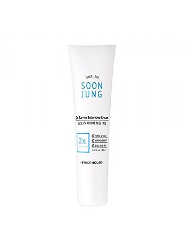 Etude House Soon Jung 2x Barrier Intensive Cream 30ml