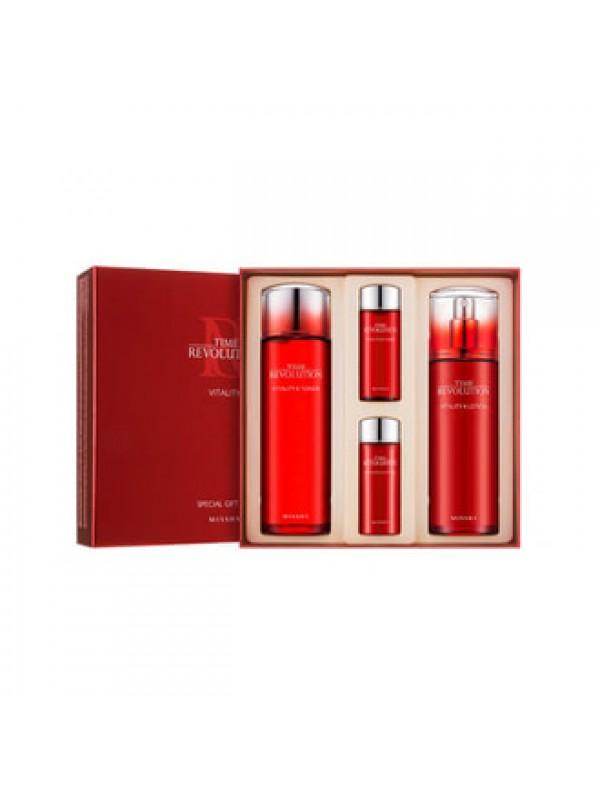 Missha Time Revolution Vitality Special 2 Kinds Gift Set 4шт