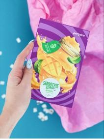 Peripera Smoothie Time Mango Mask Sheet