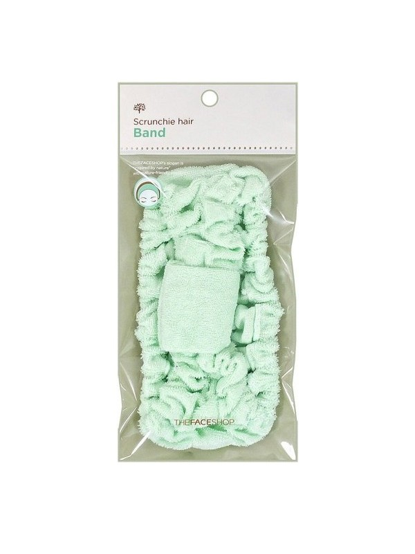 The Face Shop Daily Beauty Tools Scrunchie Hair Band