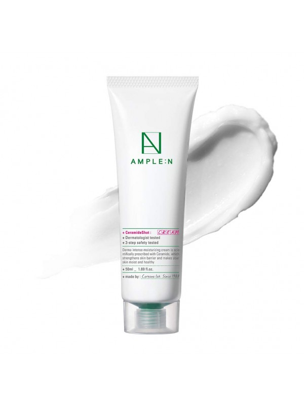 Ample N Hyaluron Shot Light Gel Cream 80ml