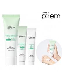 Make P:rem Safe Me Relief Barrier Cream Special Set 3шт