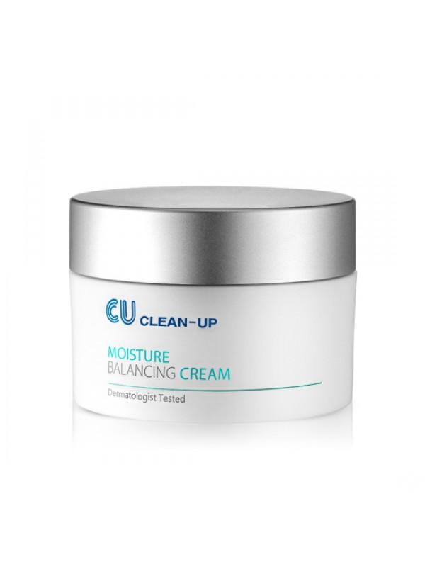 Cuskin Clean-Up Moisture Balancing Cream 50ml