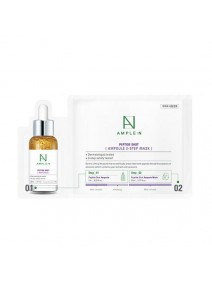 Ample N Peptide Shot Ampoule 2Step Mask