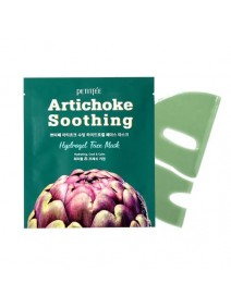 Petitfee Artichoke Soothing Hydrogel Face Mask