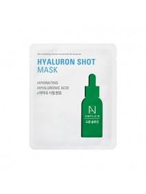 Ample N Hyaluron Shot Mask