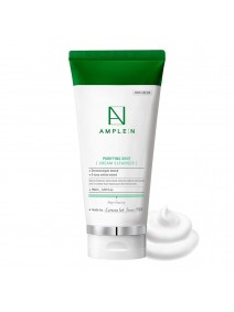 Ample N Purifying Shot Cream Cleanser 150ml