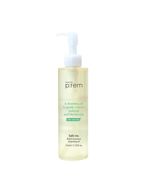 Make P:rem Safe Me Relief Moisture Cleansing Oil 210ml