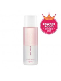 A'pieu Mineral Lip and Eye Make-up Remover Sweet Rose 100ml