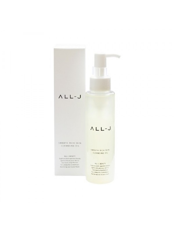 ALL-J Smooth Rich Skin Cleansing Oil 120ml