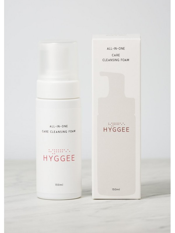 Hyggee All-in-One Care Cleansing Foam 150ml