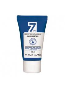 May Island 7 Days Secret 4D Hyaluronic Cleansing Foam 30ml