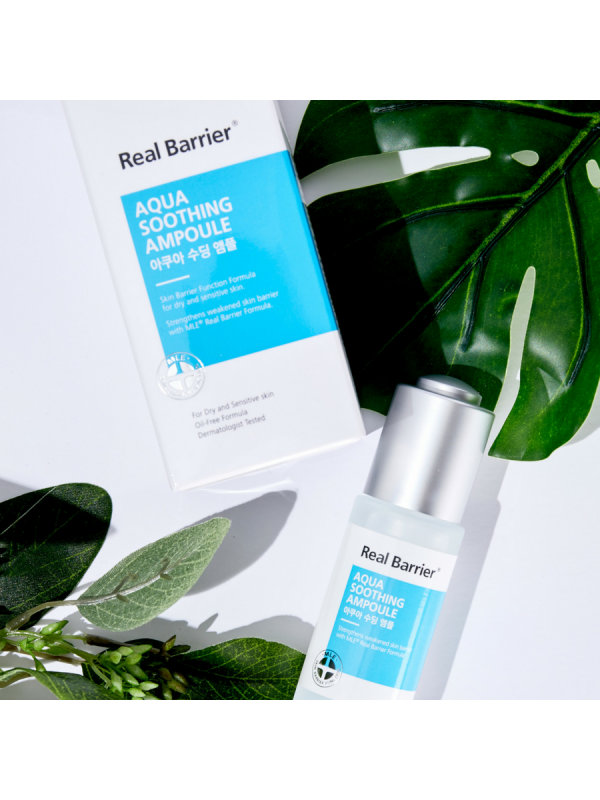Real Barrier Aqua Soothing Ampoule 30ml