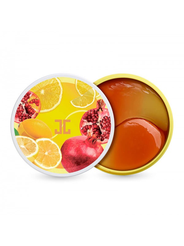 JayJun Pom Lemon Duo Tea Eye Gel Patch