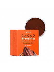 Petitfee Cacao Energizing Hydrogel Eye Mask 60шт