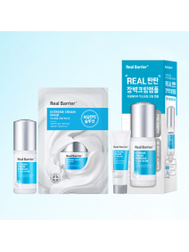 Real Barrier Extreme Cream Ampoule Kit 3шт