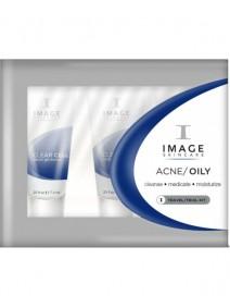 Image Skincare Oily/Acne Trial Kit 3шт