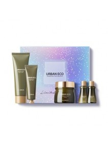 The Saem Urban Eco Harakeke Root Cream Special Set Limited Edition 5шт