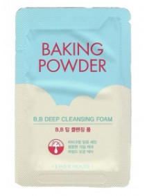 Etude House Baking Powder BB Deep Cleansing Foam sample