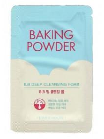 Etude House Baking Powder BB Deep Cleansing Foam sample