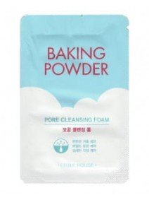 Etude House Baking Powder  Pore Cleansing Foam sample