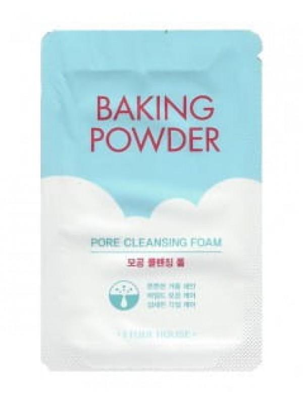 Etude House Baking Powder  Pore Cleansing Foam sample