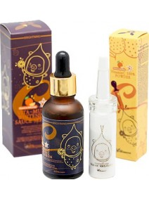 Elizavecca Vita Multi Whitening Sauce Serum+Vitamin C Powder 1set (30ml+12g)