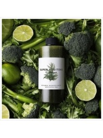 Wonder Bath Super Vegitoks Cleanser Green 200ml