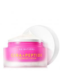 So Natural Cera+Peptide Ceramide Cream 50ml