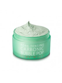 So Natural Pore Tensing Carbonic Bubble Pop Clay Mask 130ml